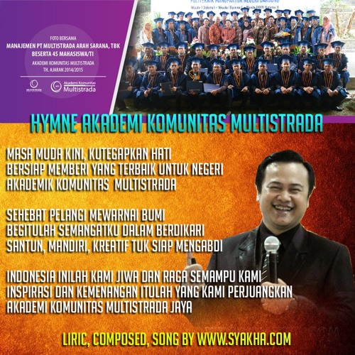 Hymne Akademi Komunitas Multistrada