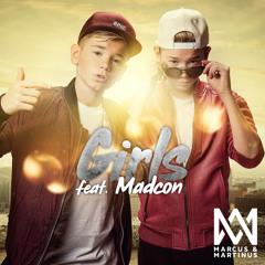 Marcus & Martinus - Girls (Fredrik Samuelsen Remix) ft. Madcon