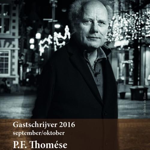 Gastschrijver P.F. Thomese: over leesbare en onleesbare boeken