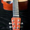 Soderlund Rainbird medium body acoustic in flame redwood and padauk