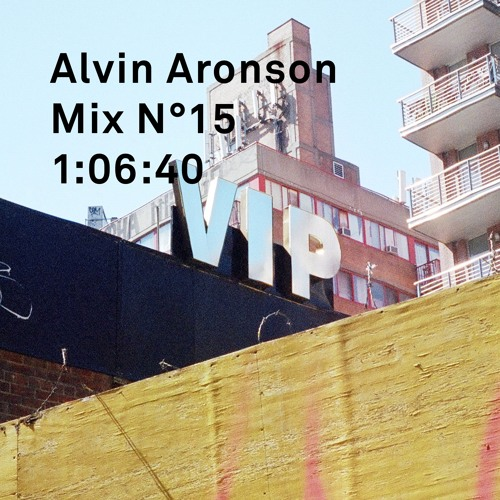 Alvin Aronson Mix N°15