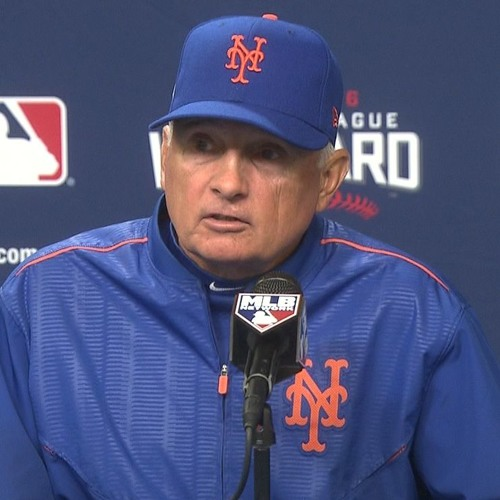 Terry Collins preps for Wild Card vs. Giants
