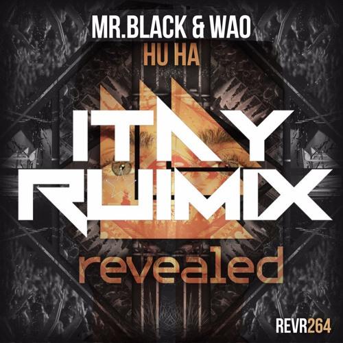 M.r Black & WAO - Hu Ha Polizei (Itay Ruimix Mashup)
