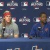 Syndergaard, Granderson ready to face Giants