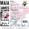 James Williamson with Maia - I Made A Mistake