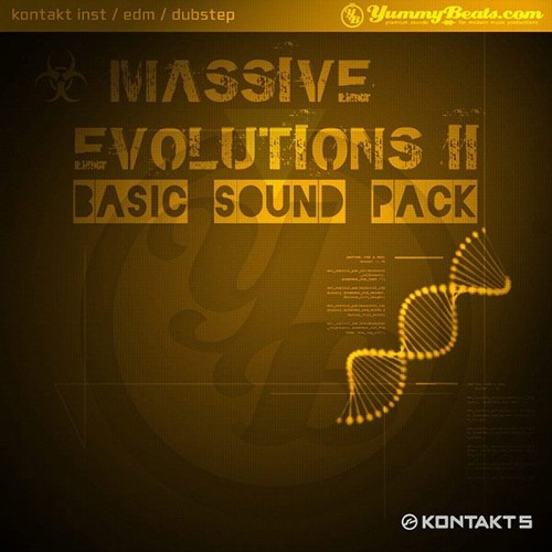 Massive Evolutions 2 - Basic Sound Pack [Kontakt Synth]