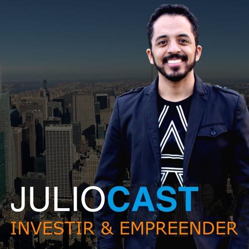 JulioCast #014 - Investir Em Ações Vale A Pena?