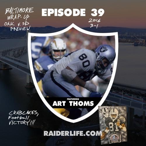 Episode 39 | Baltimore Recap w Art Thoms