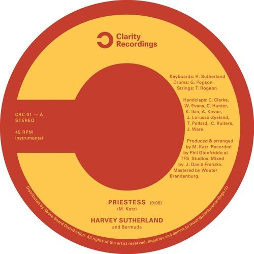 "PRIESTESS / BRAVADO 12"" (Clips)    CRC-01"