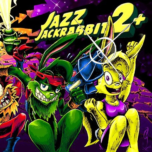 [YM2612] Jazz Jackrabbit 2  - Main Theme