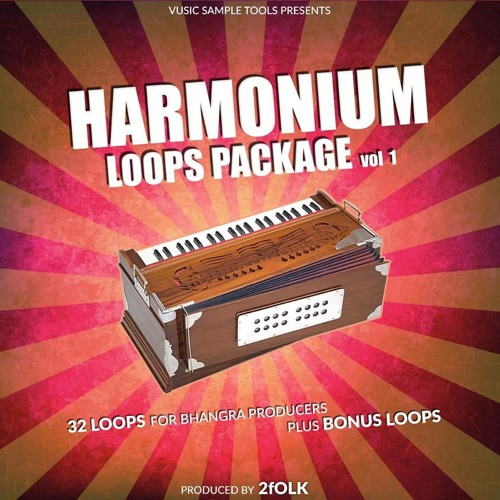 Harmonium Loop 8 | Free Download | 2fOLK | RAW by drkhemu1 on