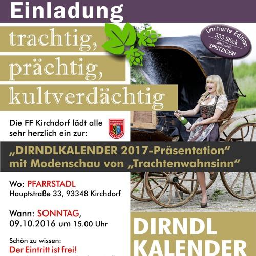 Spot Dirndlkalender2016 - FF Kirchdorf