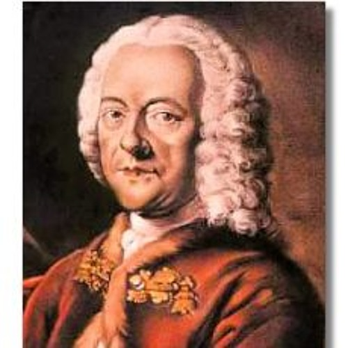 Telemann - Triosonata in G minor for recorder and treble viol, 1st movement