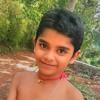 Navarathri Krithis Day 6 - Saroruhaasana sung by 9 year old  P Anand Bhirav Sarma