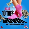 BAD AZZ BECKY-TEN TOES DOWN