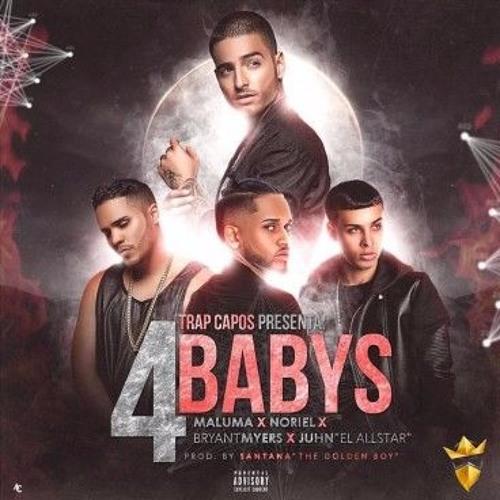 Thumbnail Maluma Ft Noriel Bryant Myers Y Juhn 4 Babys Trap Capos Descarga Directa