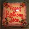 Happy Birthday Joan!!! De parte de la Gran Familia de Parada Nocturna