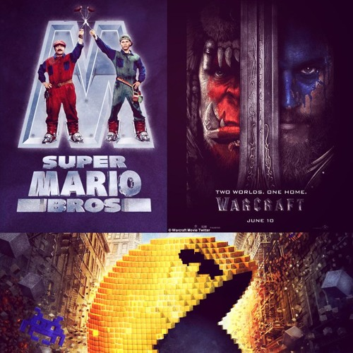 E4: Are there ANY good video game movies?!