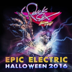 QUICK SEX FM   EPIC ELECTRIC HALLOWEEN 2016 MIX