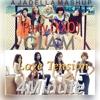 Love XXO (Love Tension x Party (XXO)) - 4Minute x Glam [Jadella Mashup