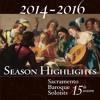 """Concerto No. 1 for Strings in G minor, """"La Serenissima"""" RV 157 (1711) - I Allegro"""