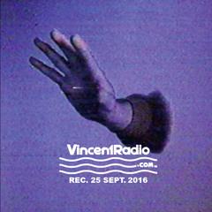 "S-Lee ""日本血液銀行東京採血プラント館内放送"" Vincent Radio Sep. 2016"