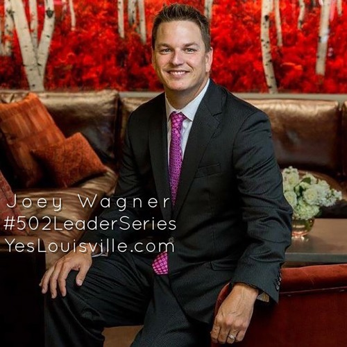 #502LeaderSeries: Joey Wagner | Jocktails | PinkProm.com | DerbyVIP.com |  U of L Sports Host