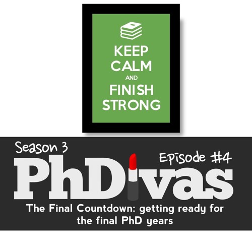 S03E04 | The Final Countdown: Getting Ready for the Final PhD Years