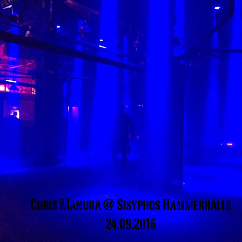 Chris Manura @ Hammerhalle Sisyphos Berlin 24.09.16