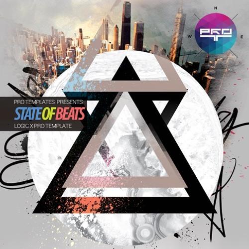 State Of Beats Logic X Pro Template