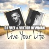 Dj Free & Viktor Newman - Live Your Life (FREE DOWNLOAD)