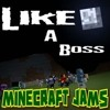 Minecraft Songs ♪Like A Boss♪ Castle Raid PART 3