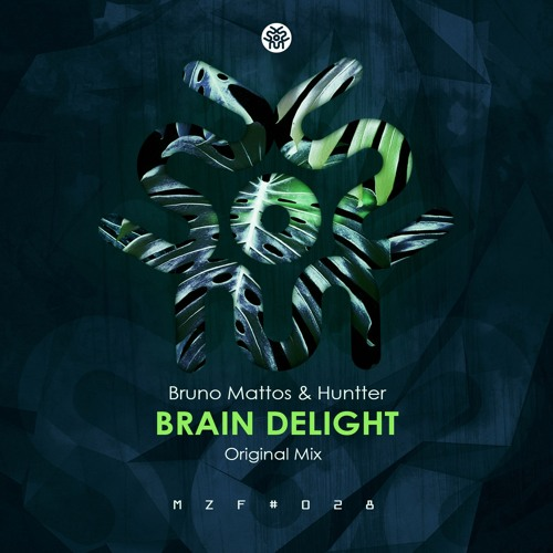 Bruno Mattos & Huntter - Brain Delight (Original Mix)
