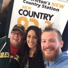 Alessia Cohle @ New Country 92.3 Mixdown 1