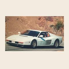 White Ferrari (JG Edit)