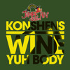 Konshens - Wine Yuh Body | Dancehall October 2016