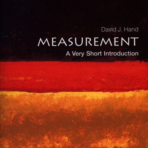 David Hand discusses Measurement