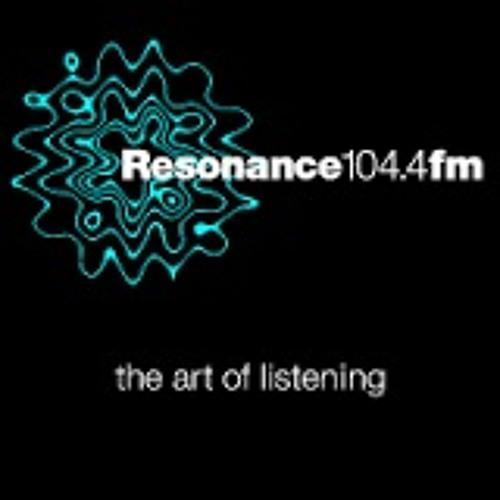 Glass Shrimp Jingle - Resonance FM 2002-2008