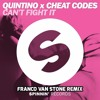 Quintino x Cheat Codes - Can't Fight It (Franco Van Stone Remix)