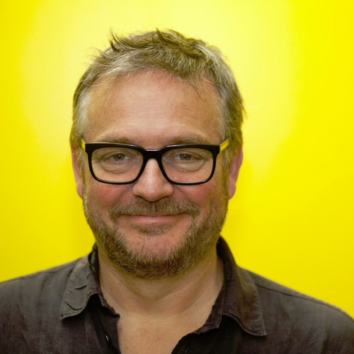 Charlie Higson at Noirwich 2016
