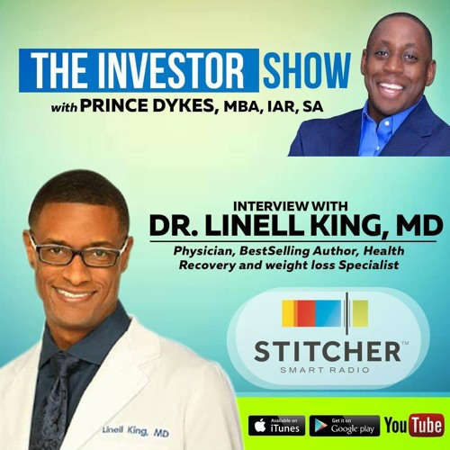 Invest into your Health W/ Dr. Linell King, MD