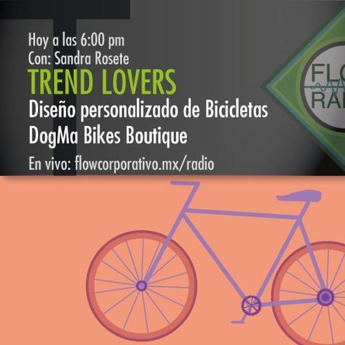 Trend Lovers 049 - Diseño personalizado de Bicicletas / DogMa Bikes Boutique