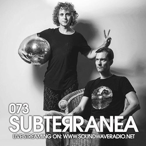 Subterranea 073 - Renegade Masters - 06 - 10 - 2016