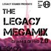 The Legacy MegaMix 2.0 Dj JsM x Dj HsD