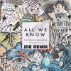 The Chainsmokers - All We Know (JDE Remix)
