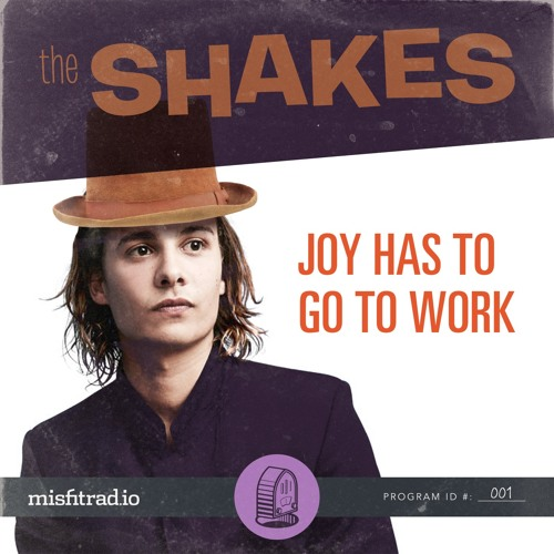 Joy Has to Go to Work Cover Art