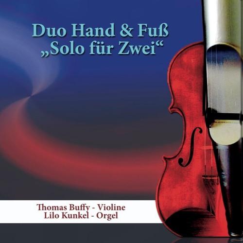 Duo Hand und Fuß - Jazz für Pfeifenorgel & Violine