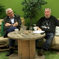 #13 (LIVE) - «Internett og digital politikk» m. Eirik Newth og Gisle Hannemyr