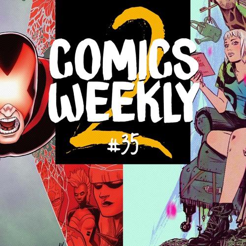 Comics Weekly 2 #35: Marvel znowu umie w komiksy + sąd nad Bendisem