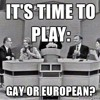 Gmajor - Legally Blonde The Musical - Gay Or European